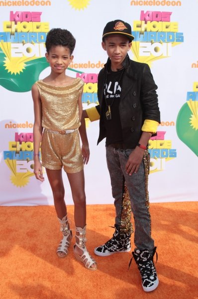 Willow Smith, Jayden Smith