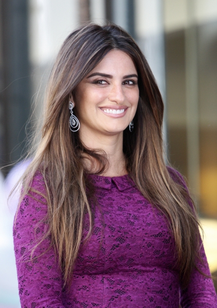 Photo Coverage: Penelope Cruz Honored with a Star on the Hollywood Walk of Fame