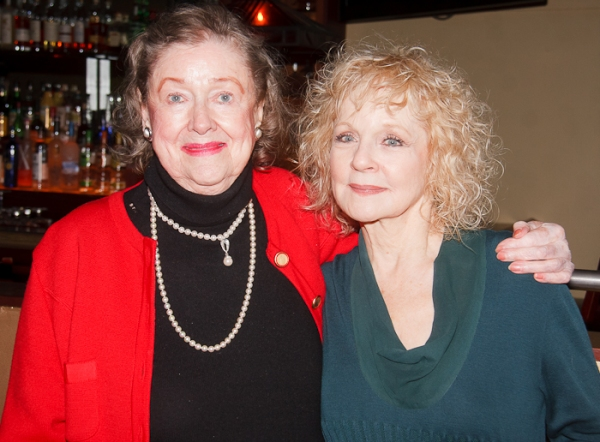 Elizabeth Wilson and Penny Fuller