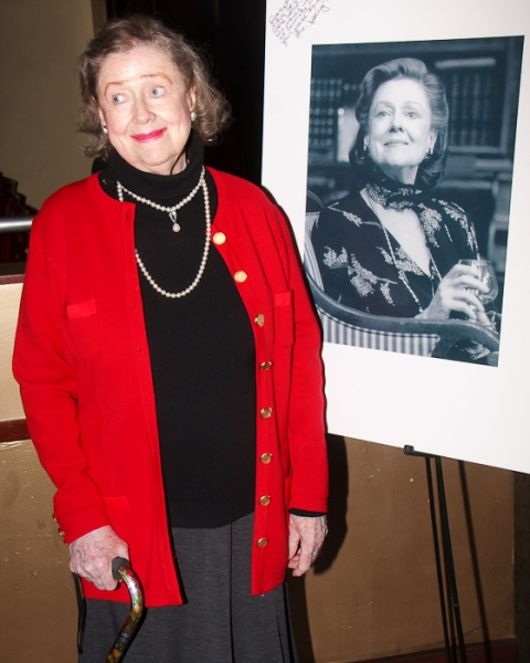 Elizabeth Wilson at Primary Stages Toasts Elizabeth Wilson on 90th Birthday