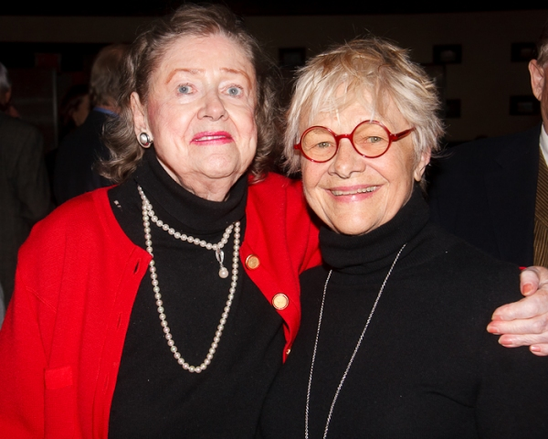 Elizabeth Wilson and Estelle Parsons
