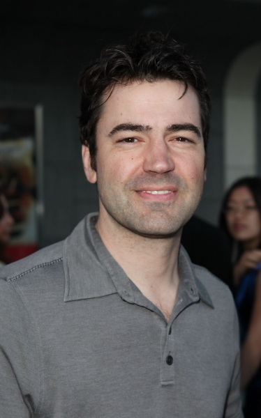 "LOS ANGELES, CA - APRIL 3: Ron Livingston poses during the arrivals for the opening night performance of ""Burn This"" at Center Theatre Group's Mark Taper Forum on April 3, 2011 in Los Angeles, California. (Photo by Ryan Miller/Capture Imaging)"