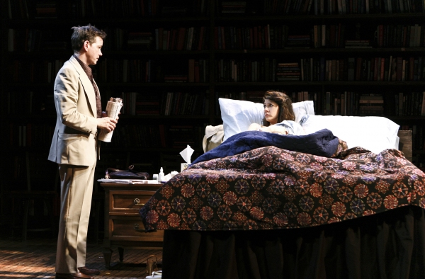 Photo Flash: Tomei and Whaley Lead MARIE AND BRUCE at The New Group