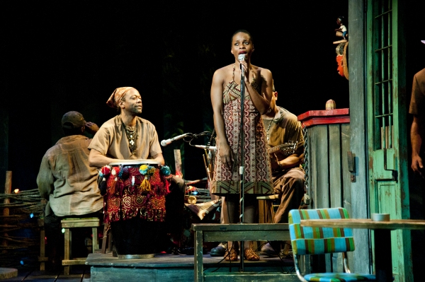 Ron McBee and Tallia Brinson