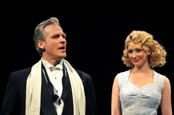 Tom Galantich and Kaitlyn Davidson