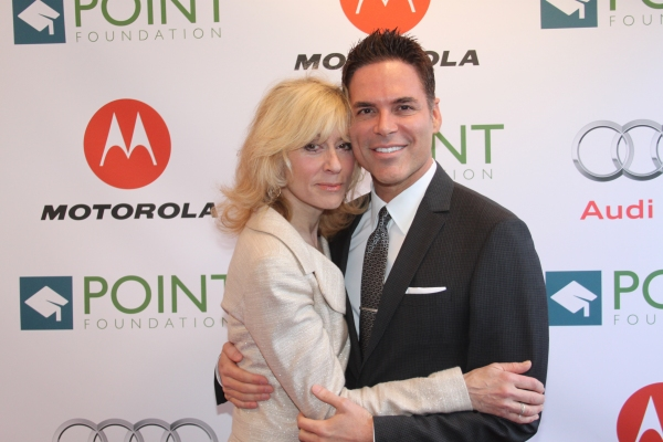 Photo Coverage: Close, Glover, Ripa & More Celebrate LGBT Leaders with Point Foundation in New York City