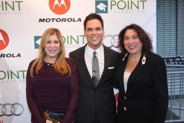 Joni Rim, Jorge Valencia and Shelley Freeman