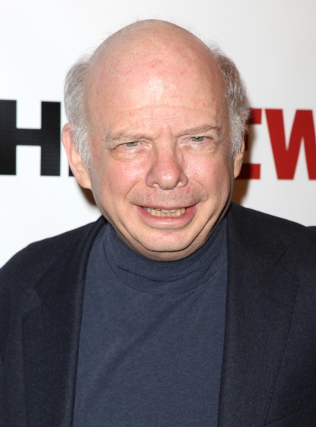 Wallace Shawn attending the Off-Broadway Opening Night Party for The New Group Revival of Wallace Shawn's 'Marie And Bruce' in New York City.
