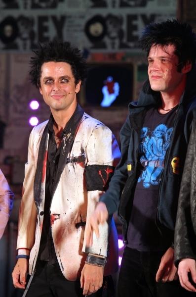 Billie Joe Armstrong and Michael Esper Photo