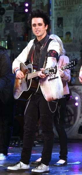 Billie Joe Armstrong at Billie Joe Armstrong Returns to AMERICAN IDIOT Tonight!