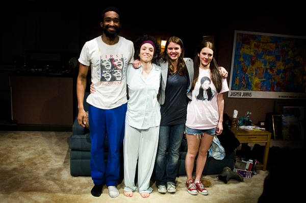 Photo Coverage: BRING US THE HEAD OF YOUR DAUGHTER Opens Off-Broadway