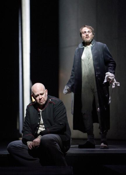 Photos: Metropolitan Opera's WOZZECK