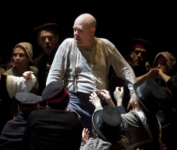 Photo Flash: Metropolitan Opera's WOZZECK