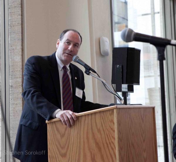 Board Chairman Jeffrey Wiesenfeld