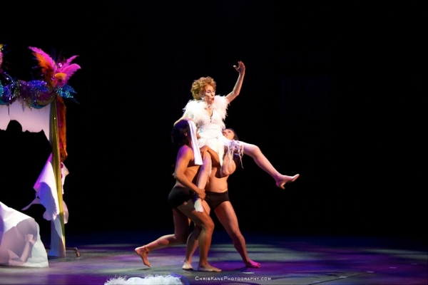 Photo Flash: Channing, Moreno, et al. in ORIGINAL CAST 2