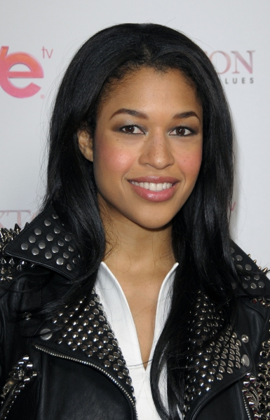 """Kali Hawk at the launch party for """"Braxton Family Values""""  The London West Hollywood, Photo"""