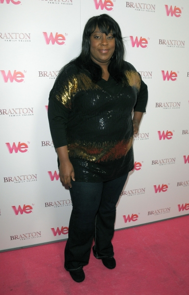 Loni Love at the launch party for 'Braxton Family Values'  The London West Hollywood, West Hollywood, CA, USA  April 6, 2011  © RD/ Scott Kirkland/ Retna Digital at WE's 'Braxton Family Values' Launches in LA
