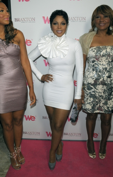 Photo Coverage: WE's 'Braxton Family Values' Launches in LA