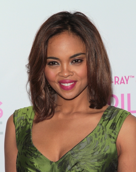 Sharon Leal in attendance; The Sharpay's Fabulous Adventure DVD Release Party held at the Soho House in West Hollywood, California on April 6th, 2011.  © RD / Orchon / Retna Digital