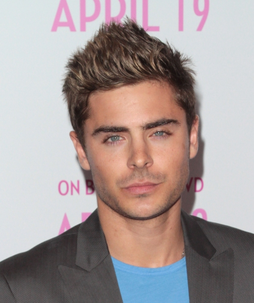 Zac Efron in attendance; The Sharpay's Fabulous Adventure DVD Release Party held at t Photo