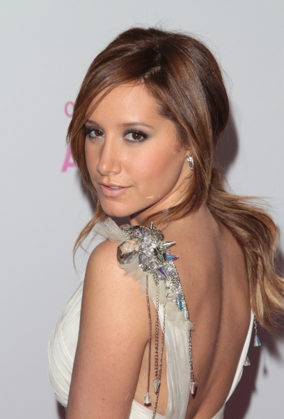 Ashley Tisdale in attendance; The Sharpay's Fabulous Adventure DVD Release Party held at the Soho House in West Hollywood, California on April 6th, 2011.  © RD / Orchon / Retna Digital