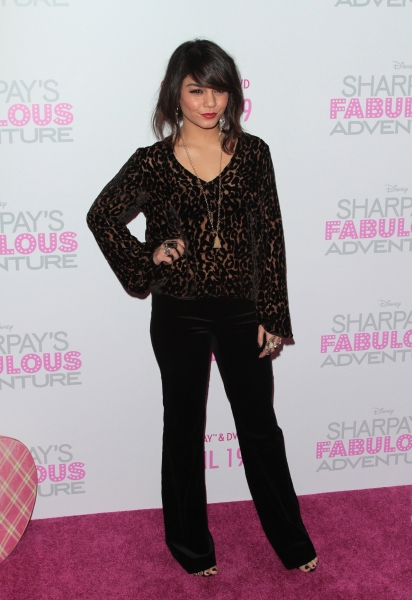 Photo Coverage: Tisdale Celebrates 'Sharpay's Fabulous Adventure' DVD Release