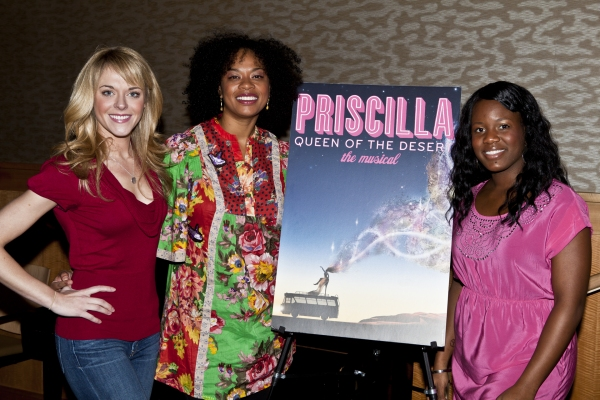 Photo Coverage: PRISCILLA Celebrates Cast Album Release at Barnes & Noble