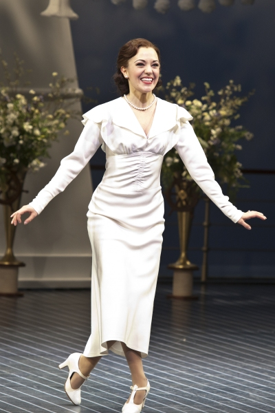 Laura Osnes Anything Goes Laura Osnes