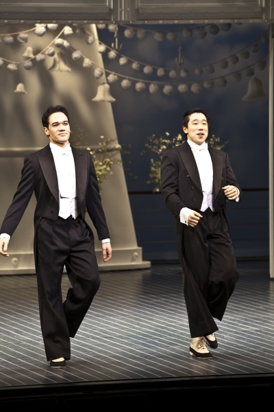 Andrew Cao and Raymond J. Lee Photo