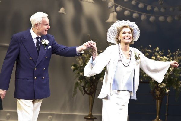 Photo Coverage: ANYTHING GOES Opening Night Curtain Call!