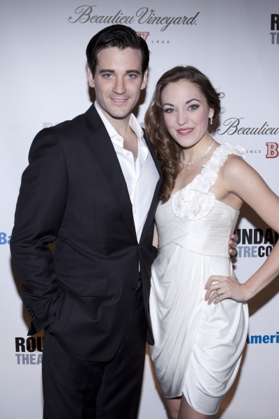 Photo Coverage: ANYTHING GOES Opening Night Party