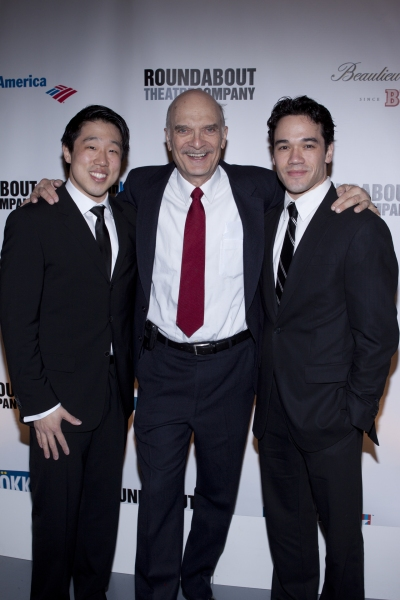 Raymond J. Lee, Walter Charles and Andrew Cao