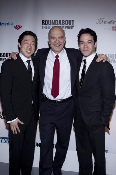 Raymond J. Lee, Walter Charles and Andrew Cao Photo