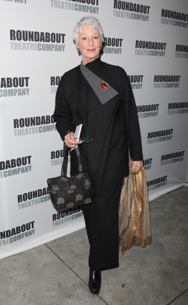 Jane Alexander attending the Opening Night Performance of The Roundabout Theatre Company's Broadway Production of 'Anything Goes'  in New York City.
