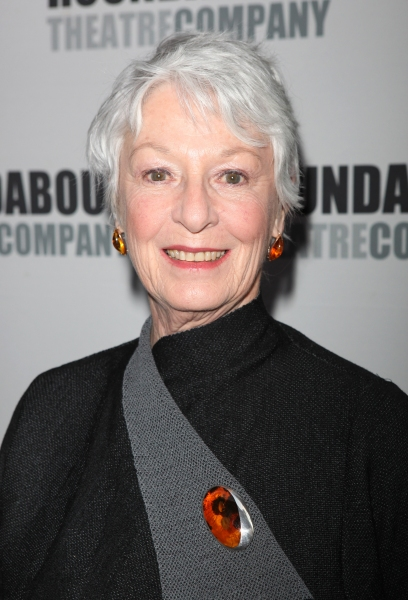 Jane Alexander attending the Opening Night Performance of The Roundabout Theatre Company's Broadway Production of 'Anything Goes'  in New York City. at ANYTHING GOES Opening Night Red Carpet
