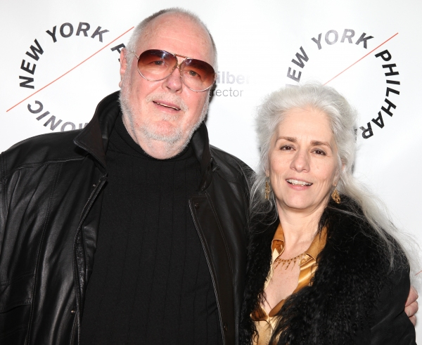 Paul Gemignani attending the Opening Night Party for the New York Philharmonic presentation of Stephen Sondheim's 'Company', A Spring Gala Benefit  in New York City.