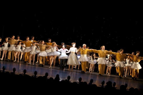 Photo Coverage: BILLY ELLIOT Celebrates 1000th Performance on Broadway!