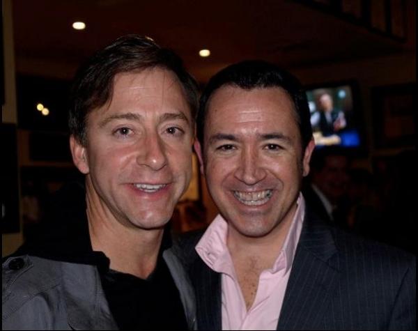 Larry Raben (Leo Bloom) and Michael Kostroff (Max Bialystock) Photo