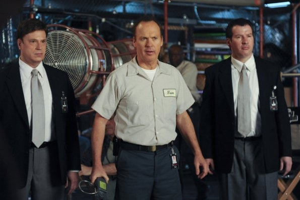 Michael Keaton as Tom