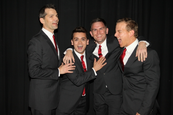 Photo Coverage: THE MIDTOWN MEN Play Queens