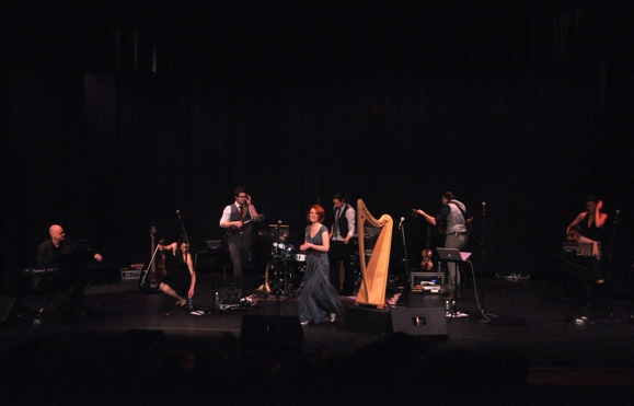 Photo Coverage: Tin Cup Gypsy, Orla Fallon Play Boulton Center