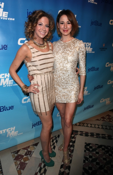 Photo Coverage: CATCH ME IF YOU CAN Opening Night - After Party