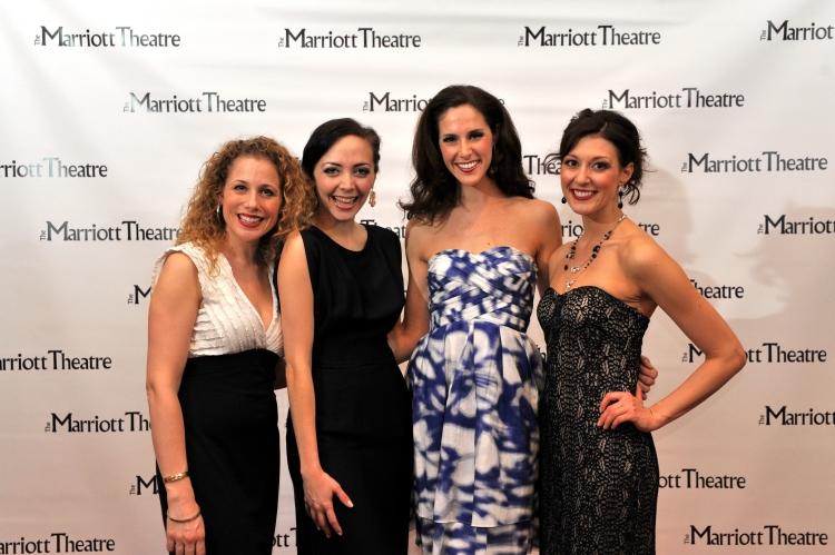 McKenzie Miller, Dina DiCostanzo, Kathryn Patton, Melissa Zaremba alt ...