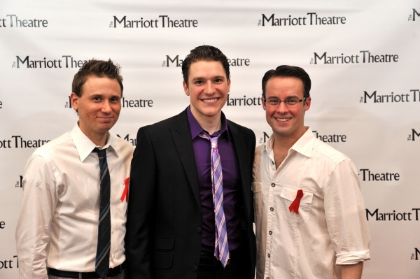 Steven Spanopoulos, Patrick Keefe, Matt Raftery