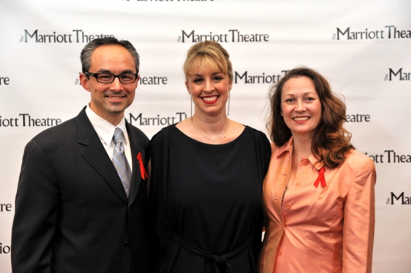 Andy Hite, Rachel Rockwell, Tammy Mader