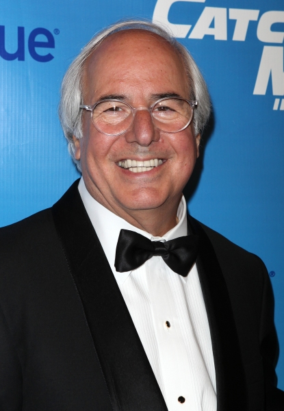 Frank Abagnale Jr. attending the Broadway Opening Night Performance of 'Catch Me If You Can' at the Neil Simon Theatre in New York City.