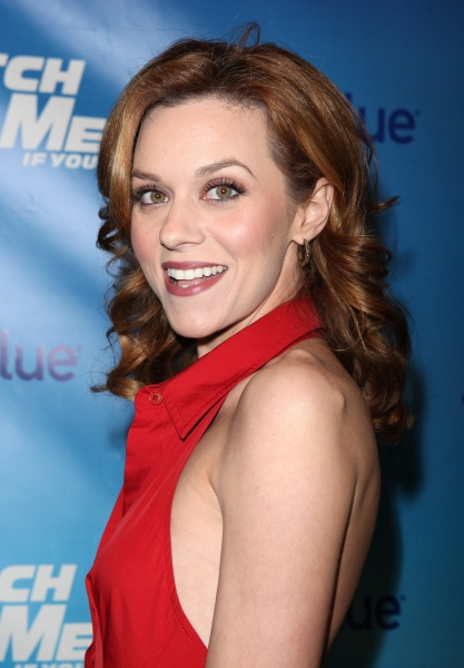 Hilarie Burton  attending the Broadway Opening Night Performance of 'Catch Me If You Can' at the Neil Simon Theatre in New York City.