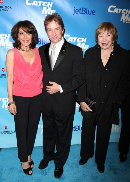 Photo Coverage: CATCH ME IF YOU CAN Opening Night - Arrivals