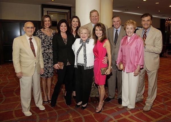 Bob Stewart, Wendie Malick, Valerie Bertinelli, Jane Leeves, Betty White, Ken Howard, Susan Lucci, Peter Marshal, Georgia Engel and Fred Willard
