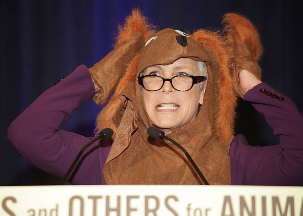 Photo Flash: Betty White Honored by Actors and Others for Animals